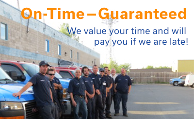 On-time-guaranteed