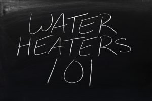 hot water heaters 101