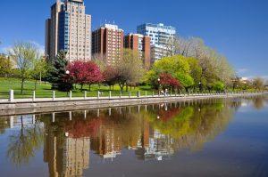 springtime in Ottawa
